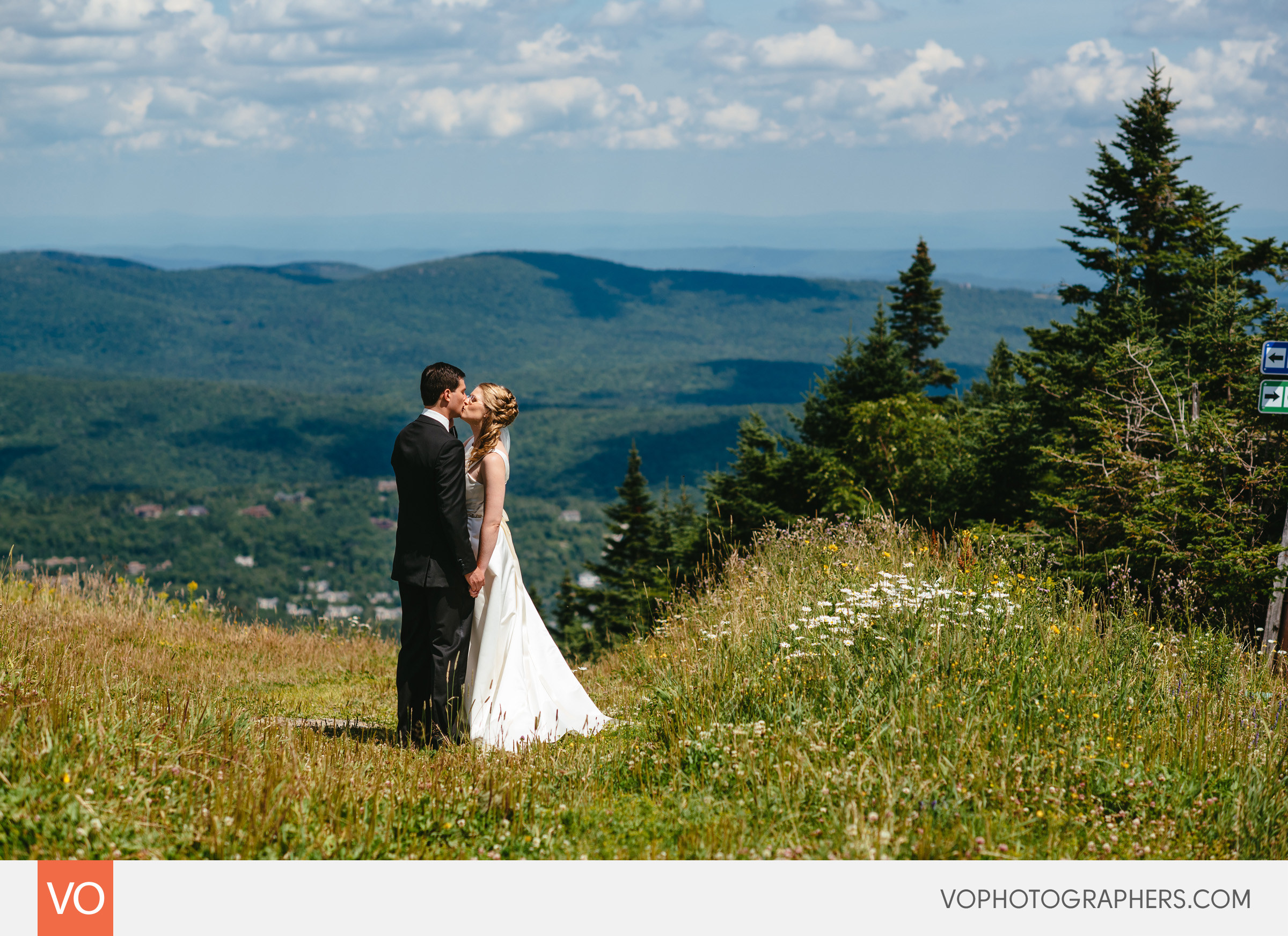 Mount Snow Vermont Wedding Sanne Jeff 0010