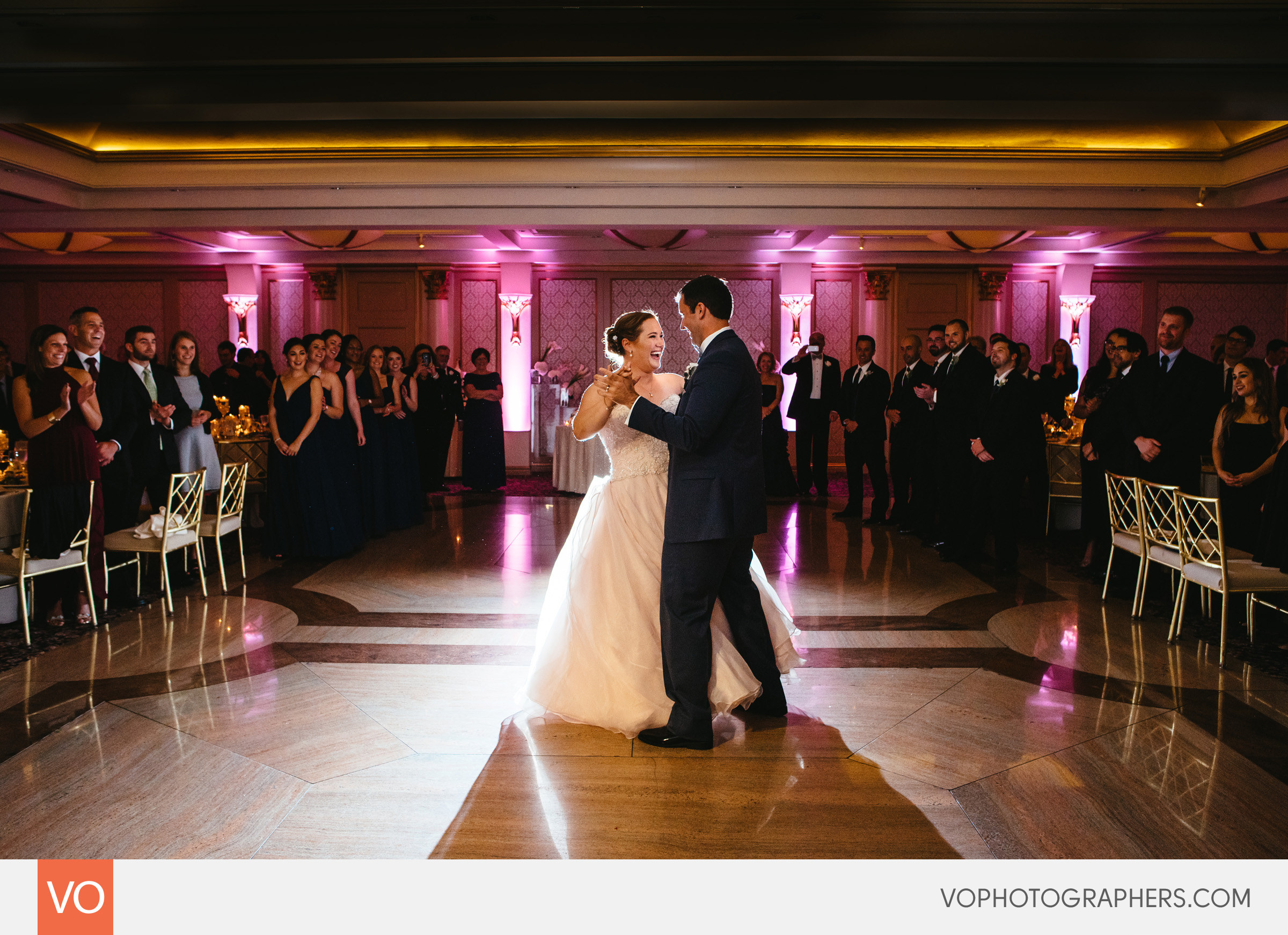 Glen Island Harbour Club Wedding