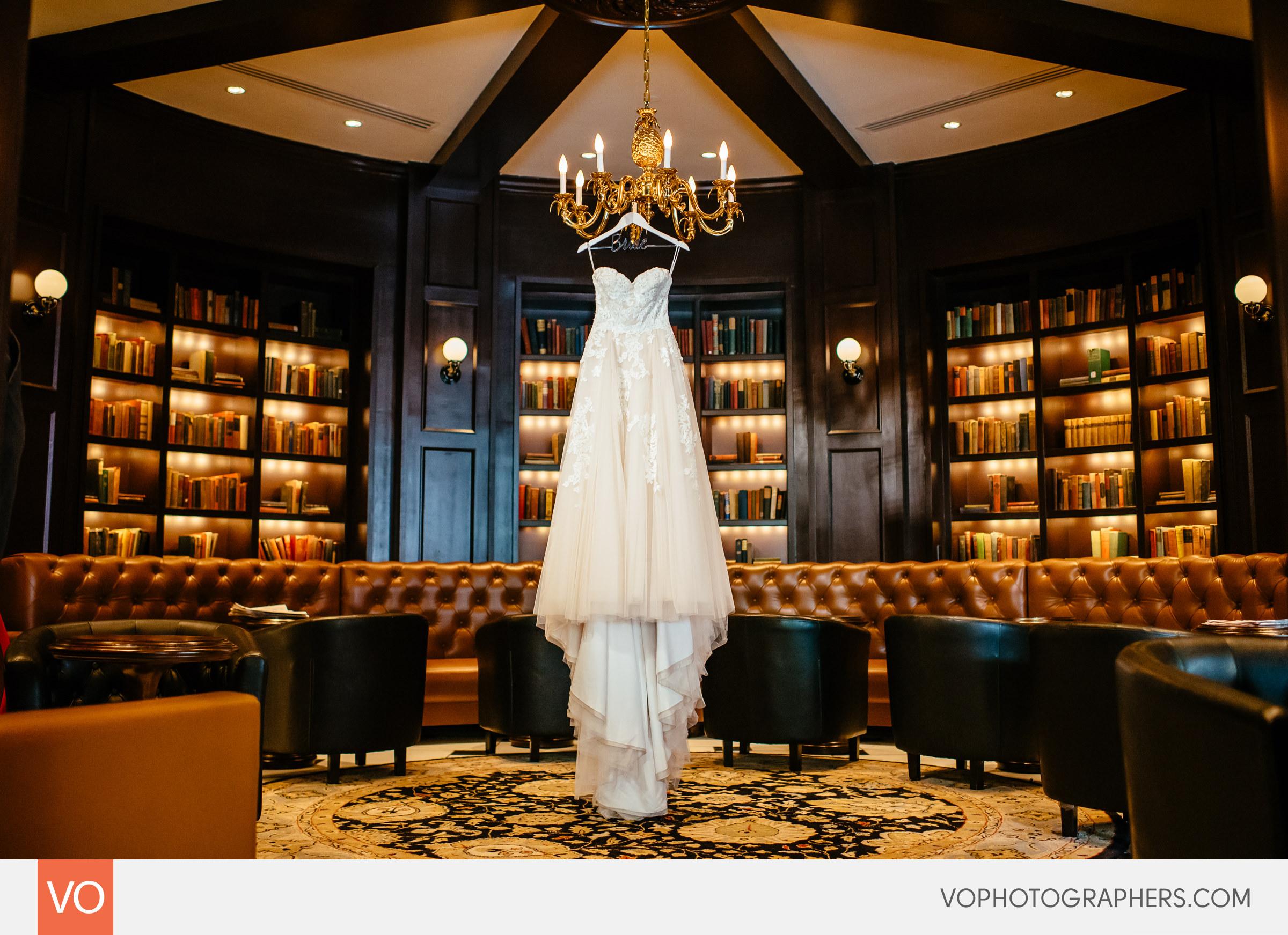 Society Room Of Hartford Wedding